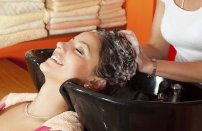 It is best to have a licensed cosmetologist apply your hair texturizer.
