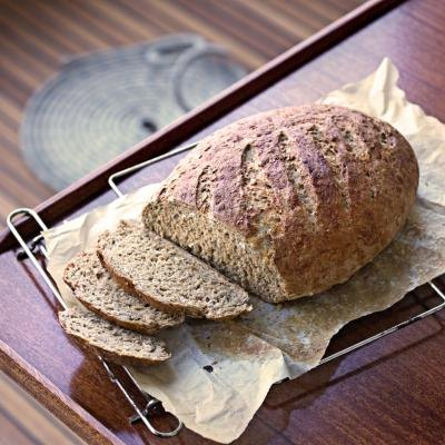 Squirrelly is the original sprouted grain bread.