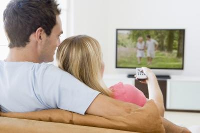 There are ways to properly view a widescreen movie on a full-screen TV.