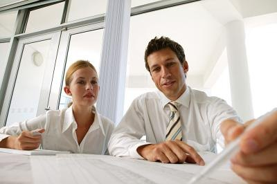 Whether the facility is a large or small hospital, much of an administrator's work takes place in the office.