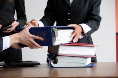 What Does a File Clerk in a Law Firm Do?
