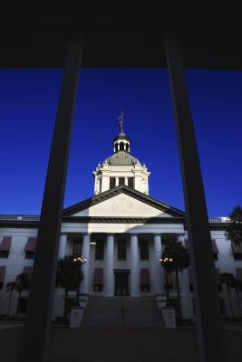 State capitol building, Tallahassee, Florida