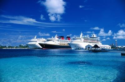 Cruise to the Caribbean.