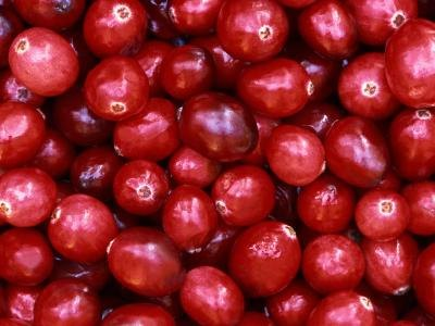 Cranberries are a highly acidic food.