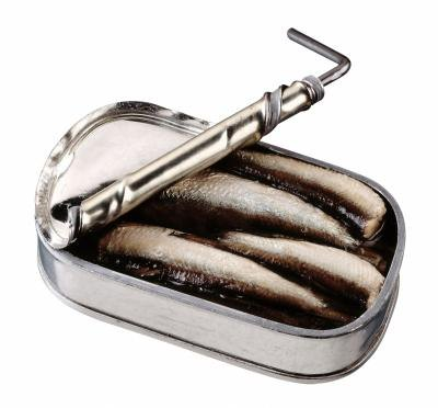 Foods such as mackerel, liver and sardines may cause elevated uric-acid levels.