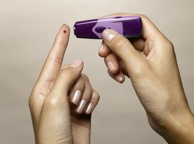 Diabetes is becoming more common.