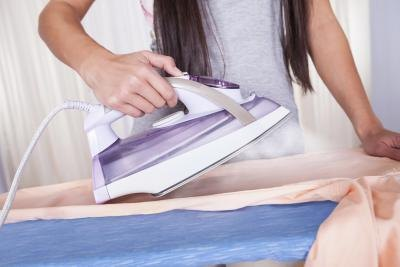 Protect your clothes by steam cleaning at home.