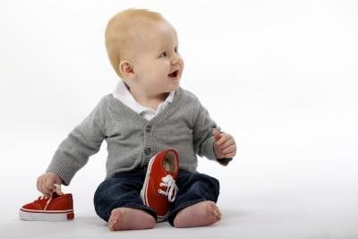When Do Babies Start Wearing Size  Shoes