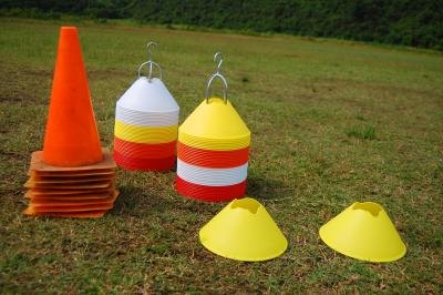 Cones for training practice
