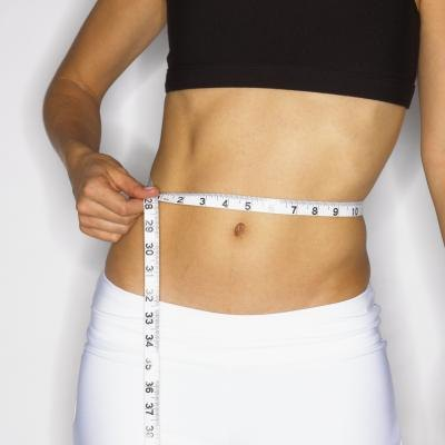 Diet and exercise can trim inches from your waist.