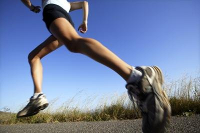 Loose calves can help you to run more efficiently.