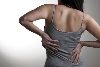 Chronic lower back pain.
