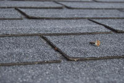 Asphalt shingles are made in a variety of compositions and price points.
