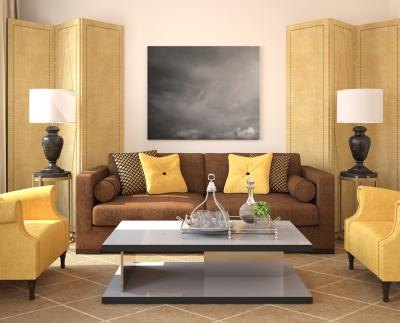 What Paint Color Goes Best With Brown Furniture Ehow