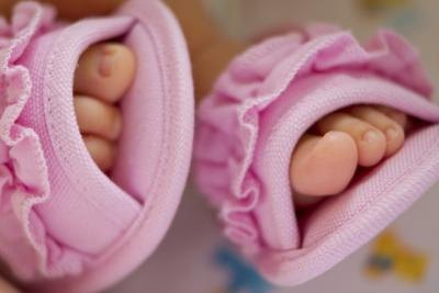 Cloth products are used for specialty occasion footwear and baby slippers.