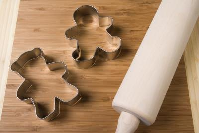 Cookie cutters.