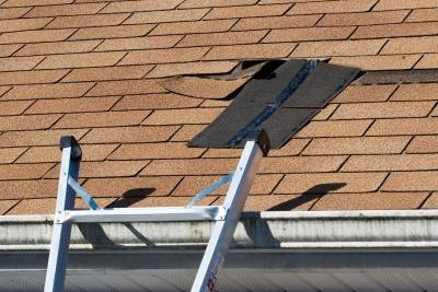 Severe weather can damage asphalt shingles, requiring repairs. This can make them very costly long term.