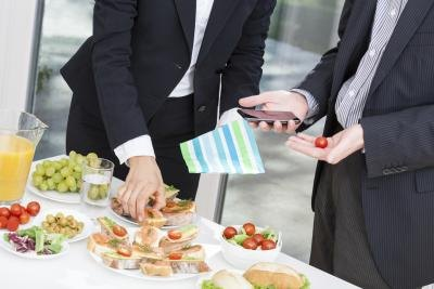 Consider meal ideas that all employees can enjoy when planning your company luncheon.