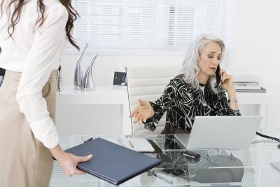 Personal assistants may also be called administrative assistants or secretaries.