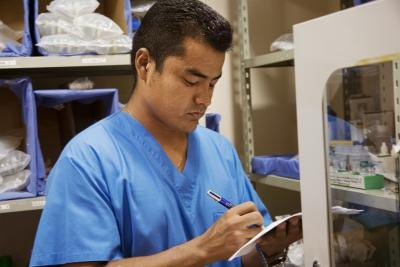 Clinical nurses work in hospitals or other health care facilities