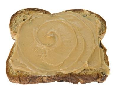 It might look like peanut butter, but don't eat it.