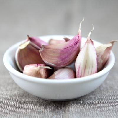 garlic can be beneficial for circulation