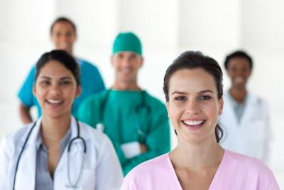 Medical staff credentialing is a duty of the medical staff coordinator.