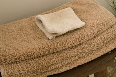 Apply a warm washcloth to the area several times a day.