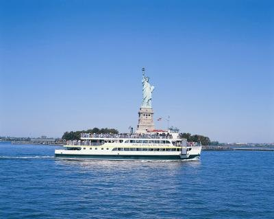 Ferry to the Statue of Liberty