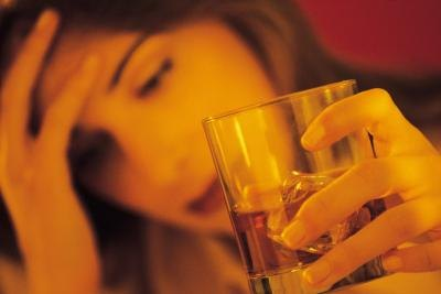 Prozac can cause the effects of alcohol to be more severe