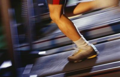 The treadmill is a good form of cardiovascular training.