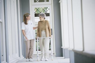 The American Academy of Neurology reported that in a five-year study, 63 percent of AD survivors were in nursing homes.