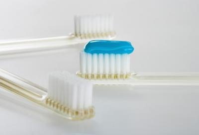 If you're not already brushing your teeth with whitening toothpaste, then you should start doing so right away.