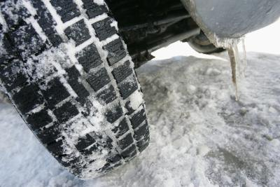 Snow tires, studded and otherwise, are ideal for regions where snowy, icy conditions are commonplace.