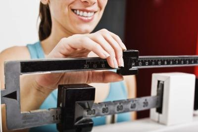 You need to know your current weight to determine your BMI.