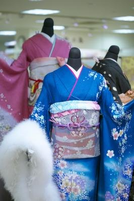 """Kimono"" was a Japanese word for clothing."