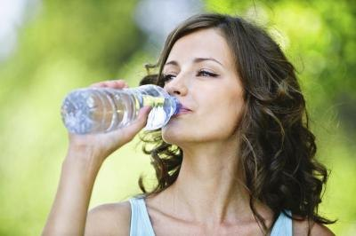 Drink plenty of water to stay hydrated.