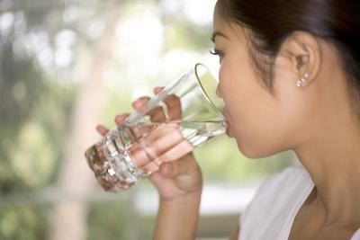 Drink more water to help prevent  charlie horse cramps.