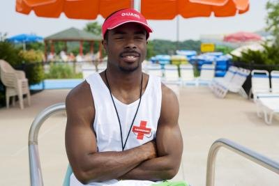 In order to be a certified Lifeguard, you must be able to complete both the physical and mental requirements set forth by the Red Cross