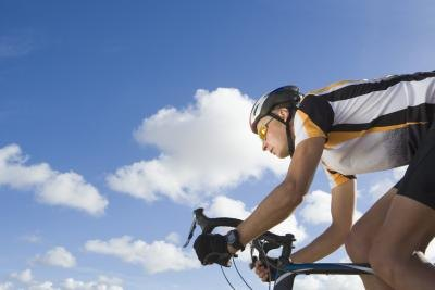 Biking may cause ulnar neuropathy.