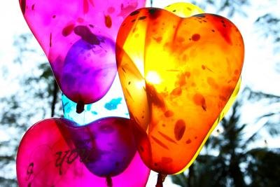 Inhaling helium too fast or from a pressure tank can create helium bubbles in your body.
