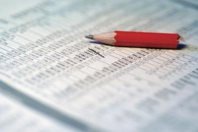 Keep track of financial documents.