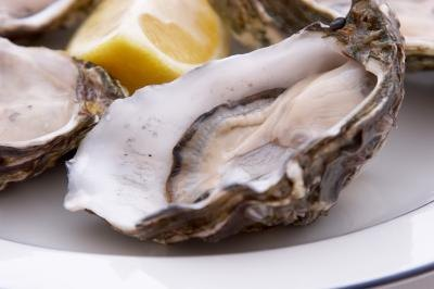 Raw and undercooked oysters contain dangerous bacteria.