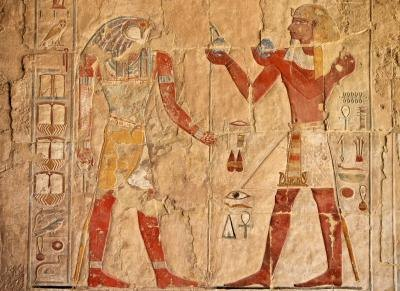 The Old Kingdom of Ancient Egypt began in 2650 BC.