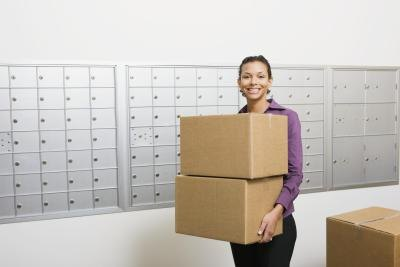 Random duties of a receptionist can include handling mail, running errands and distributing mail.