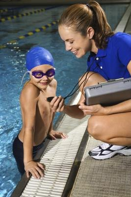 Your coach cares about splits and the recorded time of each length or lap, in addition to your overall time in a swimming event.