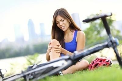 Exercise injuries may cause muscle tendon pain.