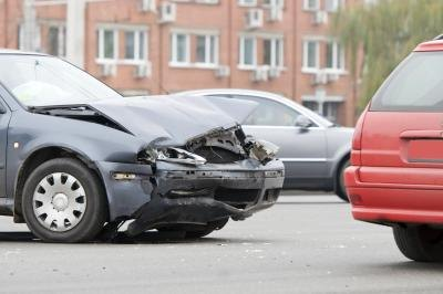 Accident reports are written after car crashes.