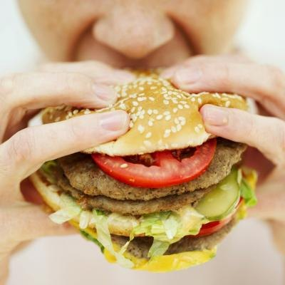 When you eat a lot of junk or fast food, your energy levels drop significantly.