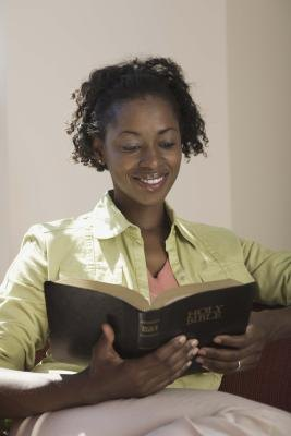 Many faith-centered retreats feature quiet reading and reflection time.